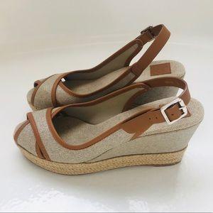Tory Burch Plata Roya sandals sz 9